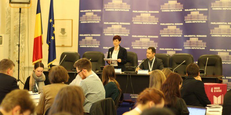 Civil Society Forum in Bucharest, forging partnerships for Sustainable Development