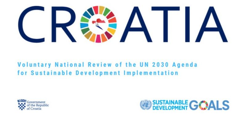 Voluntary National Review of the UN 2030 Agenda for Sustainable Development implementation