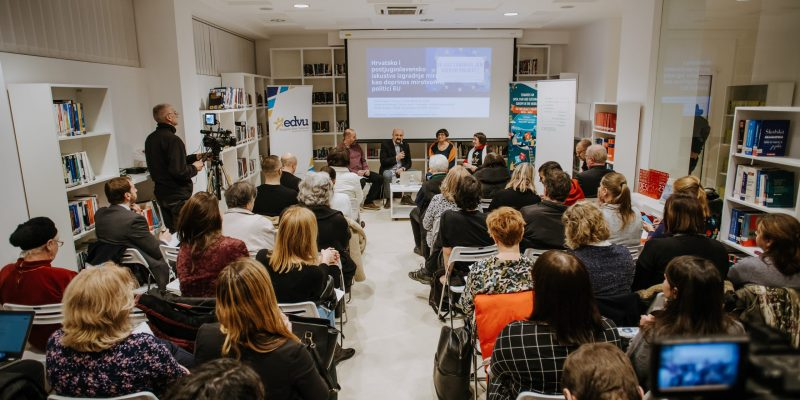 Photo gallery: EU as a Forgotten Peace Project, Vukovar, 14th-15th January 2020