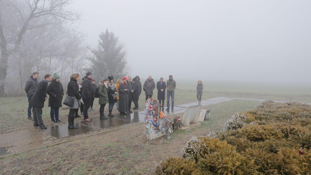 Fotogalerija: otvaranje predsjedanja ispred civilnog društva – EU kao zaboravljeni mirovni projekt, Vukovar, 14. i 15.1.2020.