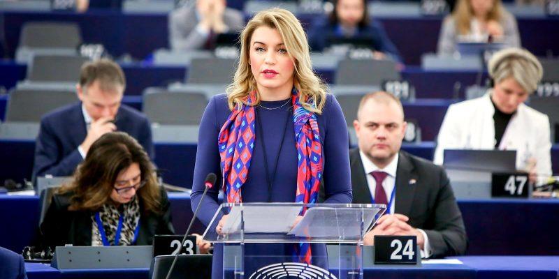 State Secretary Nikolina Brnjac represents the Council of the EU in the European Parliament