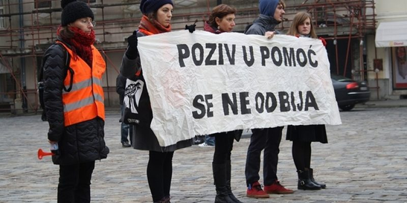 Open letter to Prime Minister Plenković from the Centre for Peace Studies and Are You Syrious on behalf of Forum 2020