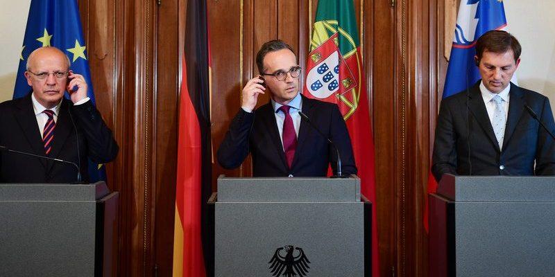 Trio-presidency programme: A relay with a German sprint