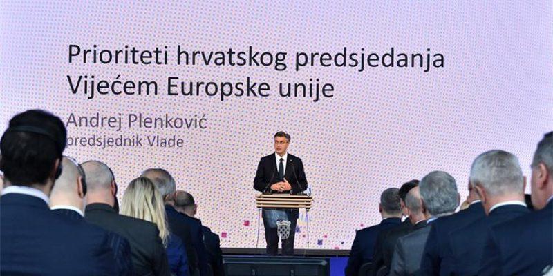 """EU, Croatia and """"Europe that protects"""""""
