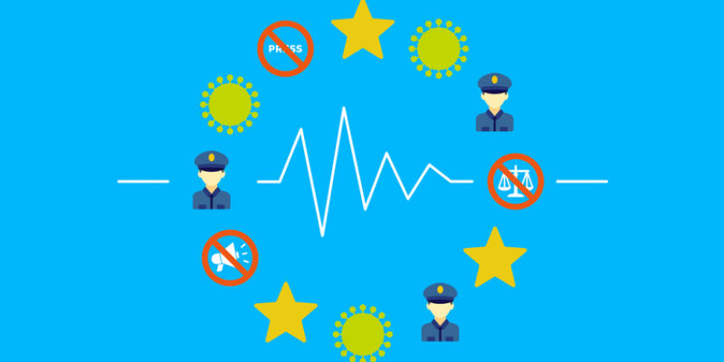 Health of Our Democracies Compromised by Many EU Leaders During 2020: Liberties Report