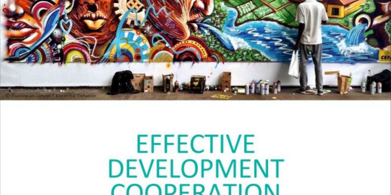 New DG DEVCO report:  Effective Development Cooperation: Does the EU deliver?