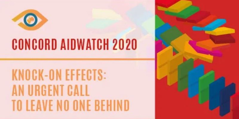 AidWatch 2020: Knock-on effects, an urgent call to Leave No One Behind